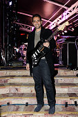 Waleed Aly And His Band Robot Child Perform At Winter...