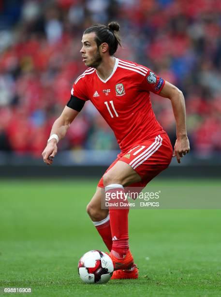 Wales' Gareth Bale