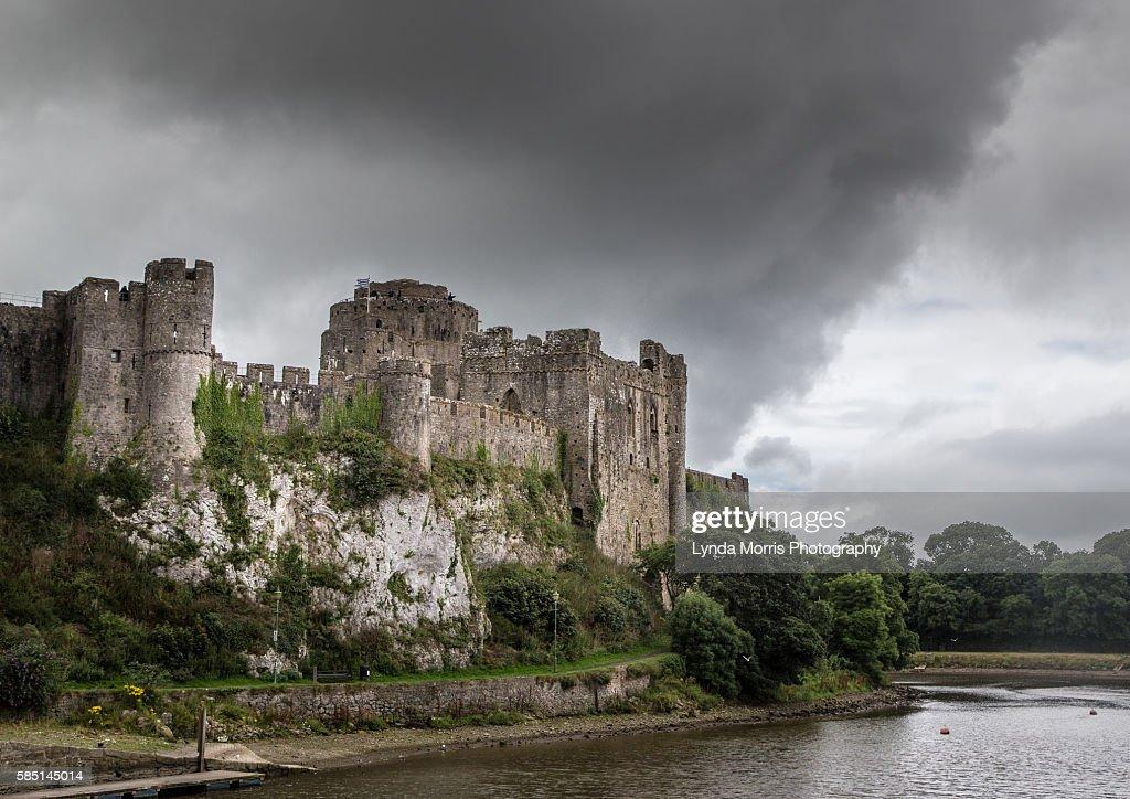 Wales - Pembroke Castle, Pembrokeshire