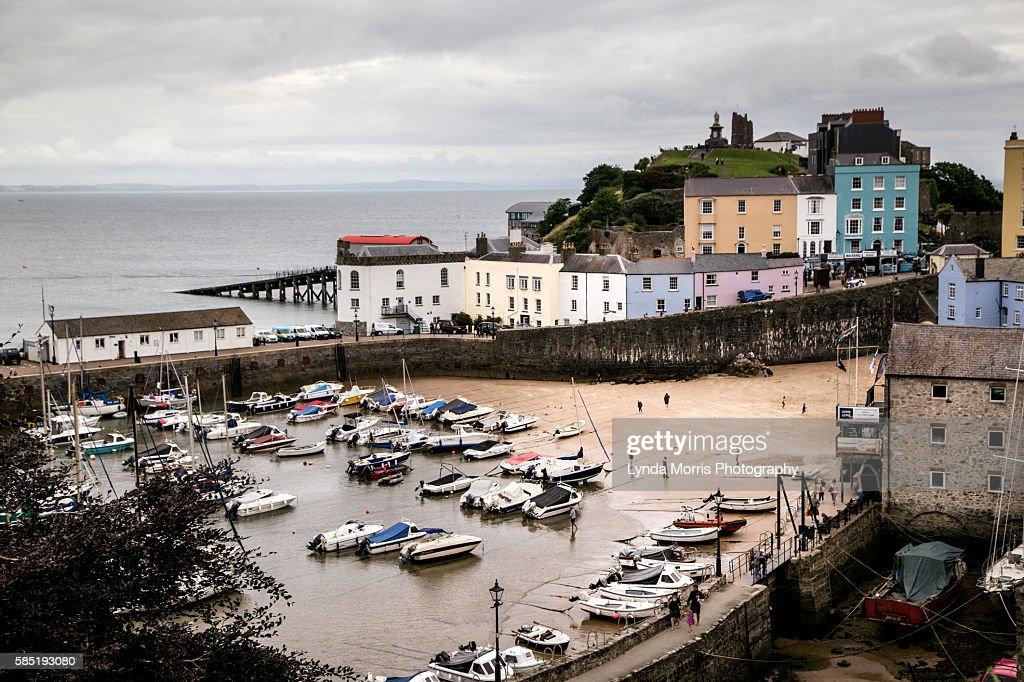 Wales - Tenby, Pembrokeshire