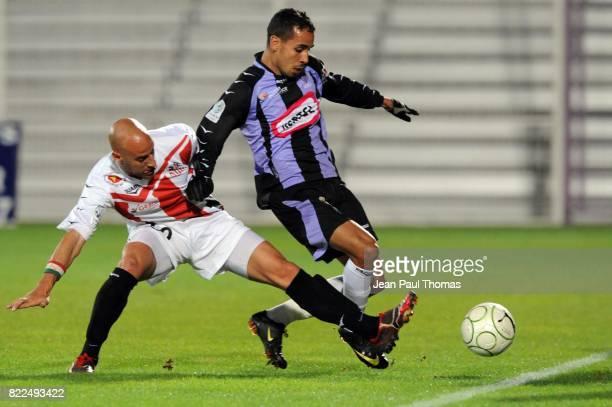 Walib MESLOUB Istres / Ajaccio 11eme journee de Ligue 2 Stade Parsemain