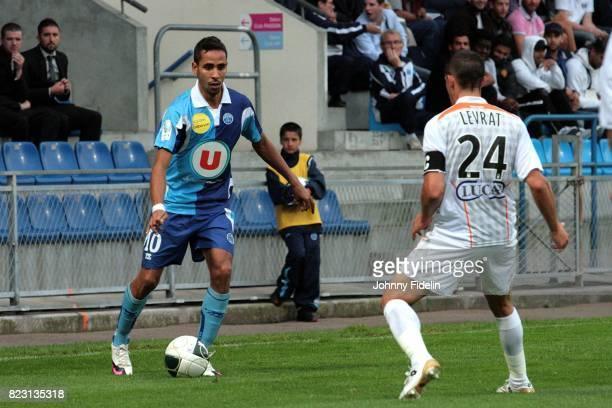 Walid Mesloub Le Havre / Laval 2e journee Ligue 2
