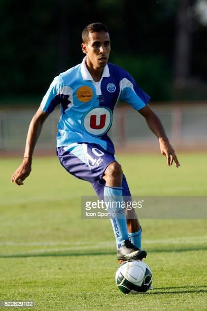 Walid MESLOUB Le Havre / Epinal Match Amical Vittel