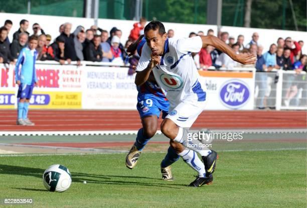 Walid MESLOUB Cean / Le Havre Match Amical Bayeux
