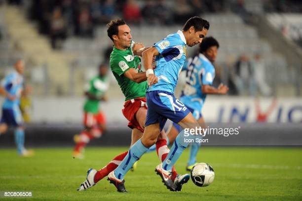 Walid MESLOUB Sedan / Le HAvre 7e journee Ligue 2
