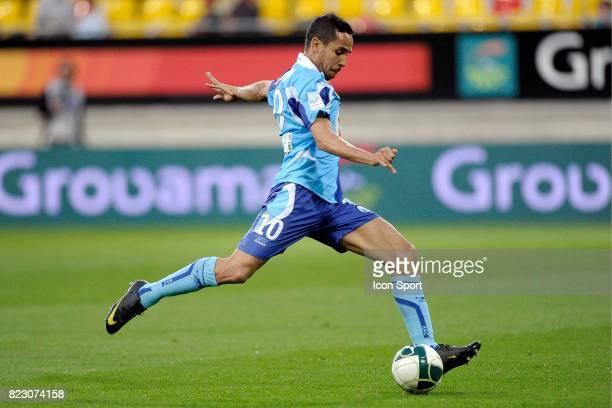 Walid MESLOUB Le Mans / Le Havre 31e journee Ligue 2