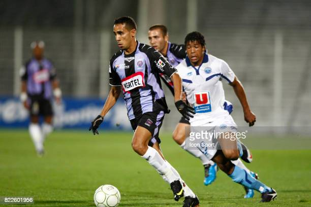 Walid MESLOUB Istres / Le Havre 7eme journee de Ligue 2
