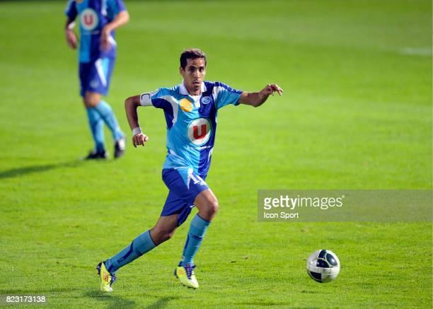 Walid MESLOUB Le Havre / Le Mans 8eme journee de Ligue 2