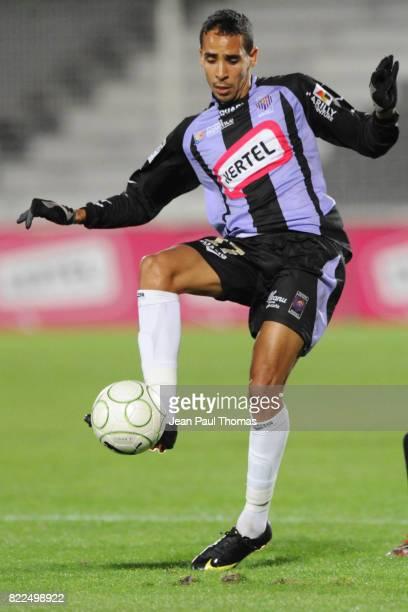 Walid MESLOUB Istres / Ajaccio 11eme journee de Ligue 2 Stade Parsemain Istres