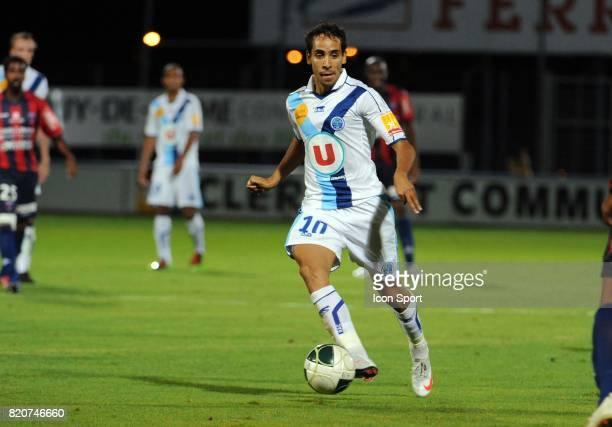 Walid MESLOUB Clermont / Le Havre 5e journee de Ligue2