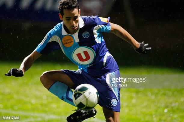 Walid MESLOUB Le Havre / Le Mans 13eme journee de Ligue 2