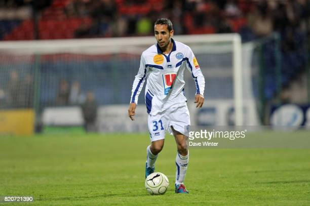 Walid MESLOUB / Lamine KONE / Amara BABY Chateauroux / Le Havre 35eme journee de ligue 2