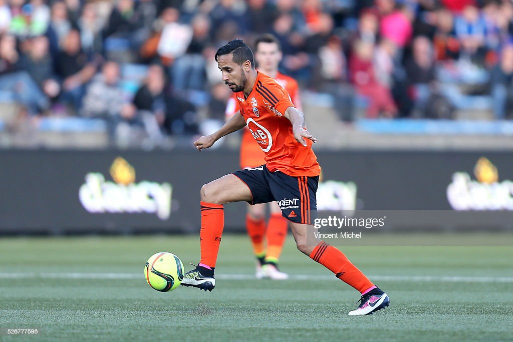Fc lorient v lille osc ligue 1 getty images for Lorient match