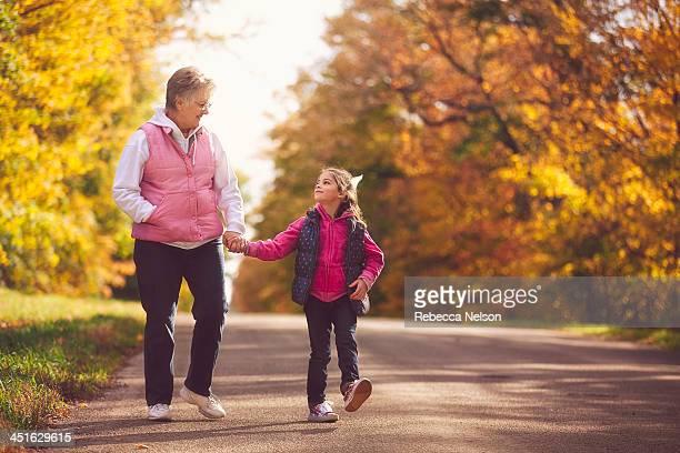 A Walk with Grandma