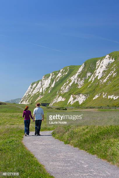 Walkers, Samphire Hoe, Kent, England