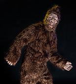 Walking Bigfoot