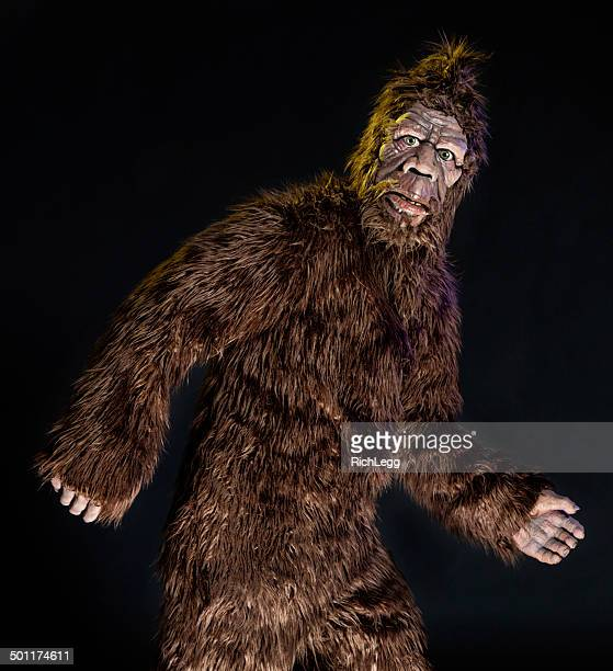Walking Bigfoot