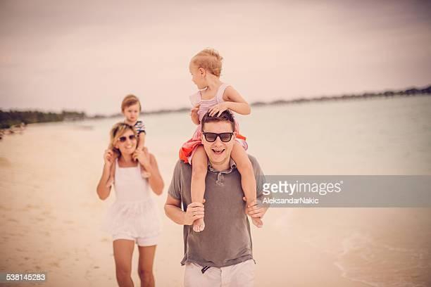 Andar pelo mar