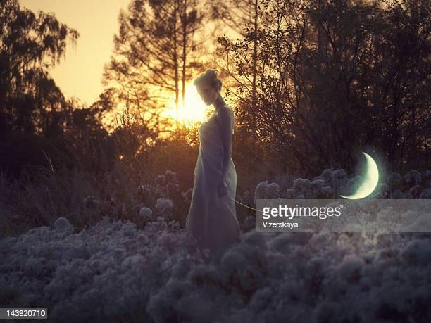 Walking moon