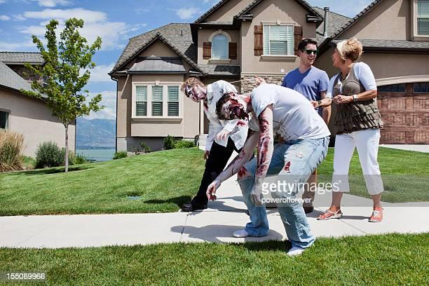 Walking Pet Zombies
