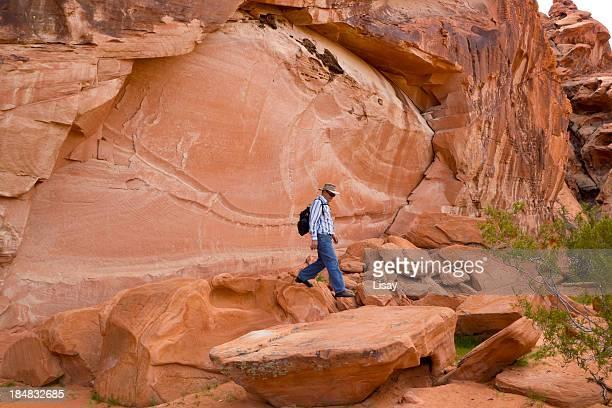 red rocks zu Fuß