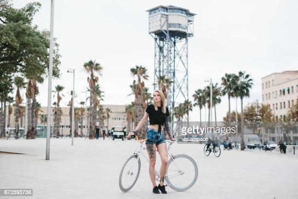 Walking the Bike