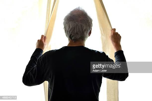 Walking Through the Curtains