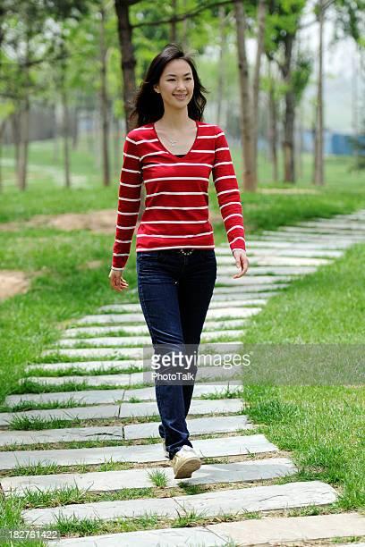 Walking Woman - XLarge