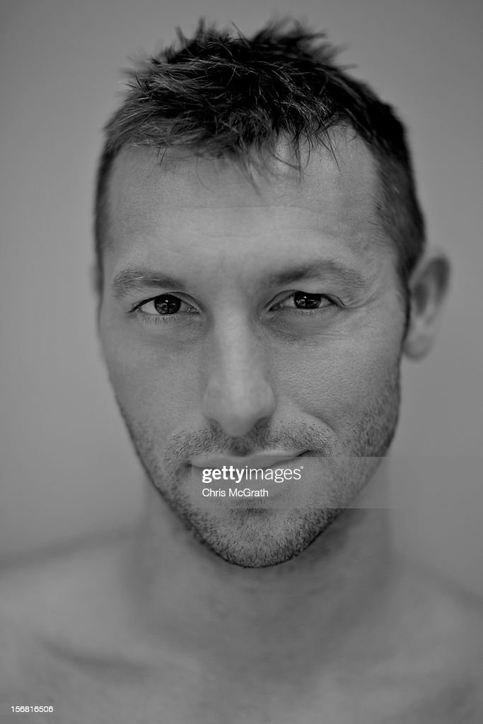 Walkley Press Photographer of The Year Portfolio on November 22, 2012 in Singapore. Image Caption: Australian swimmer Ian Thorpe poses at the Pan Pacific Hotel on November 1, 2011 in Singapore.