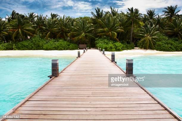 Allée vers paradise Island