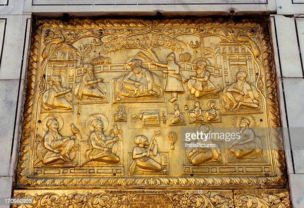 Wall Art Golden temple Amritsar Punjab India