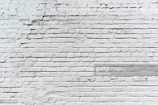 Wall brick white