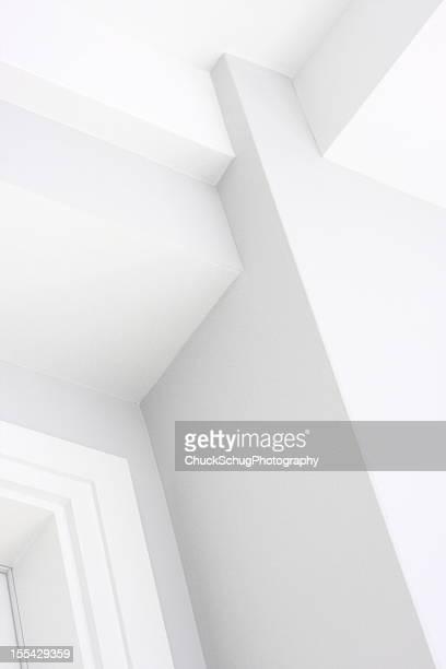 Angolo parete soffitto architettura di stile