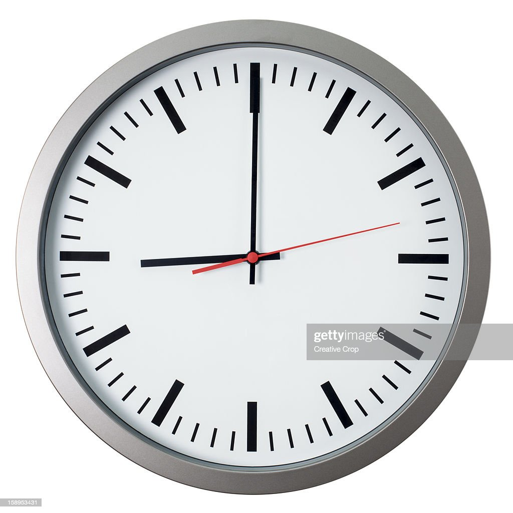 Wall clock showing 9 oclock stock photo getty images wall clock showing 9 oclock stock photo amipublicfo Image collections
