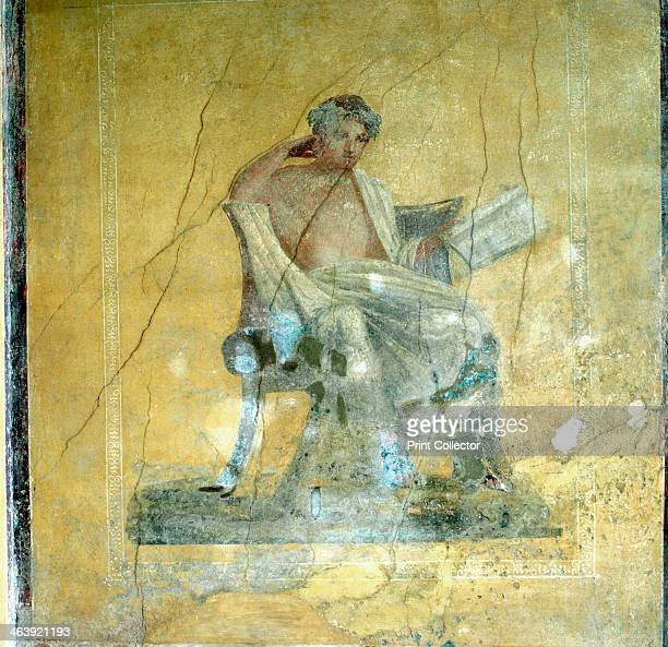 Wall Fresco House of the Menander Pompeii