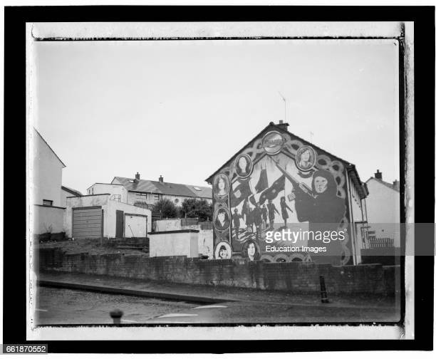 Wall Murals In Belfast Northern Ireland