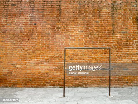 Wall of bricks : Stock Photo
