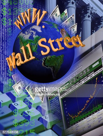 Wall Street connected to the world