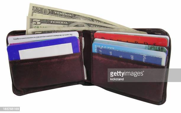 Wallet (clipping path)