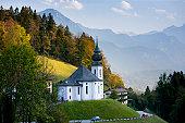 Wallfahrtskirche Church in Bavaria, Germany