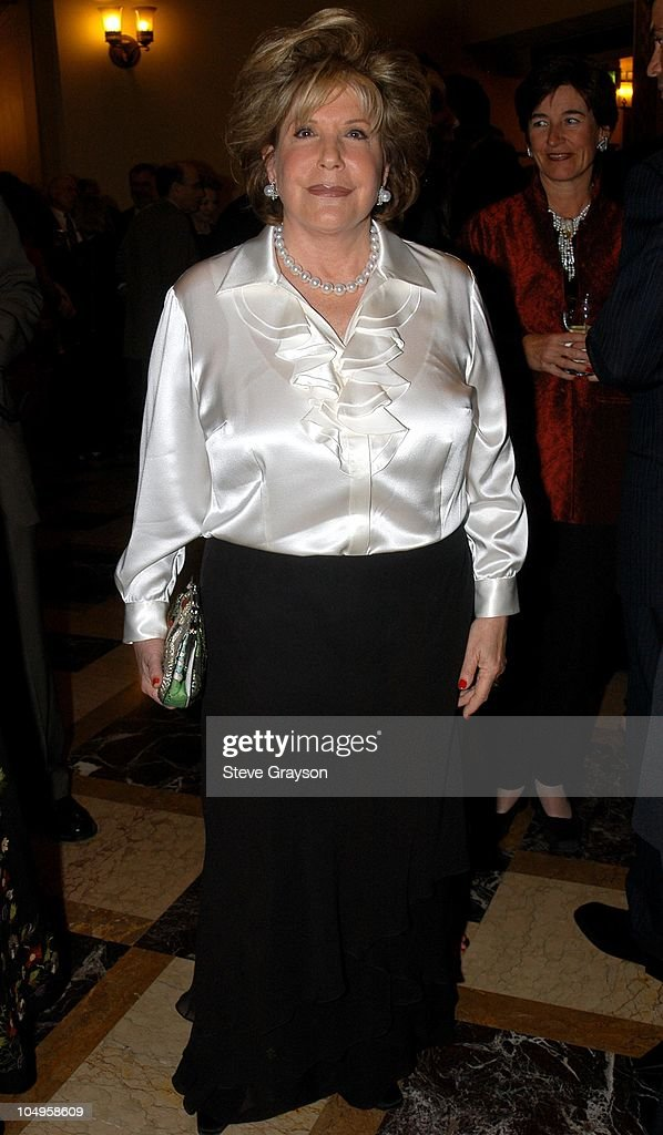 Wallis Annenberg during 2003 Los Angeles Public Library Awards Honoring Playwright August Wilson at Richard Riordan Central Library in Los Angeles, California, United States.