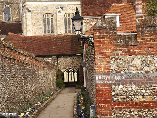 Walls of Chichester