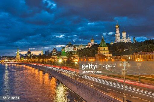 Walls of The Kremlin