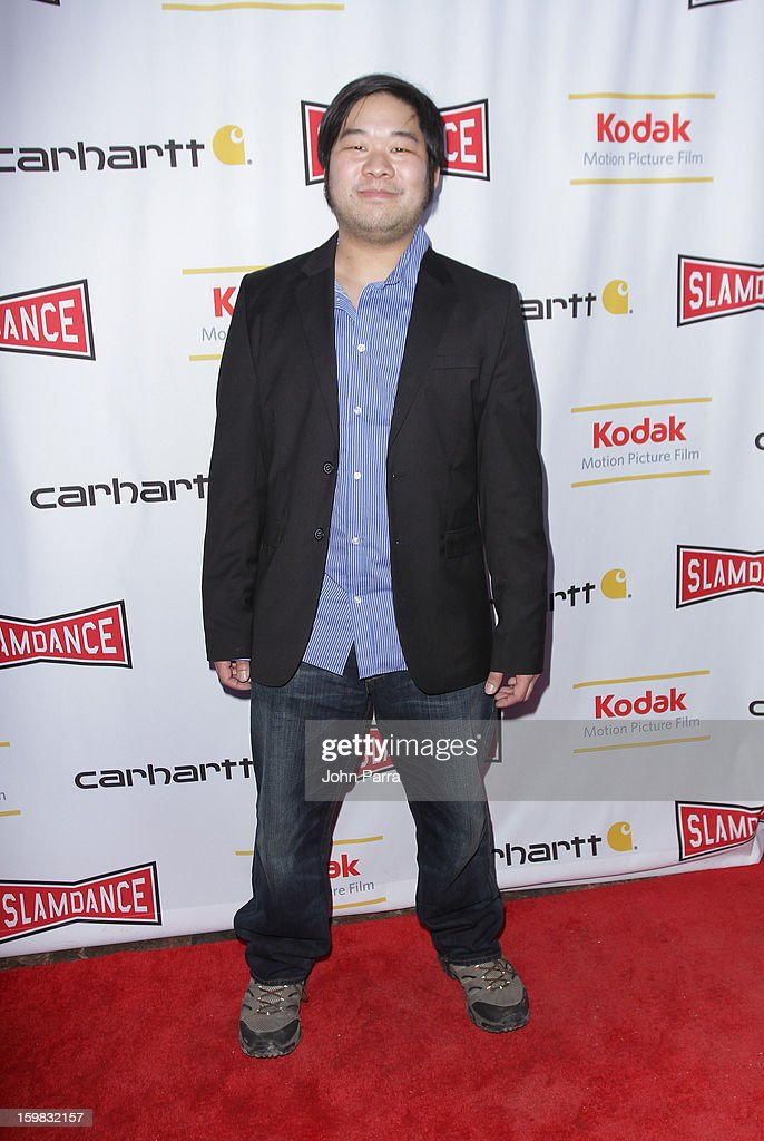 Wally Chung attend the Slamdance Film Festival at Slamdance Public House on January 20, 2013 in Park City, Utah.