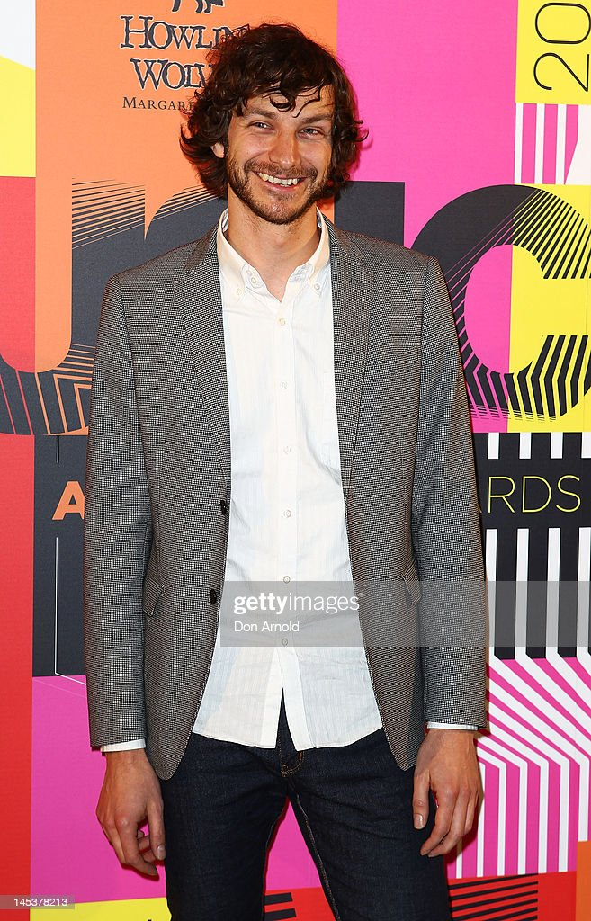 Wally De Backer arrives at the Sydney Convention Centre on May 28, 2012 in Sydney, Australia.