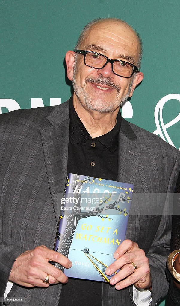 Wally Lamb attends Harper Lee celebration at Barnes & Noble Union Square on July 13, 2015 in New York City.