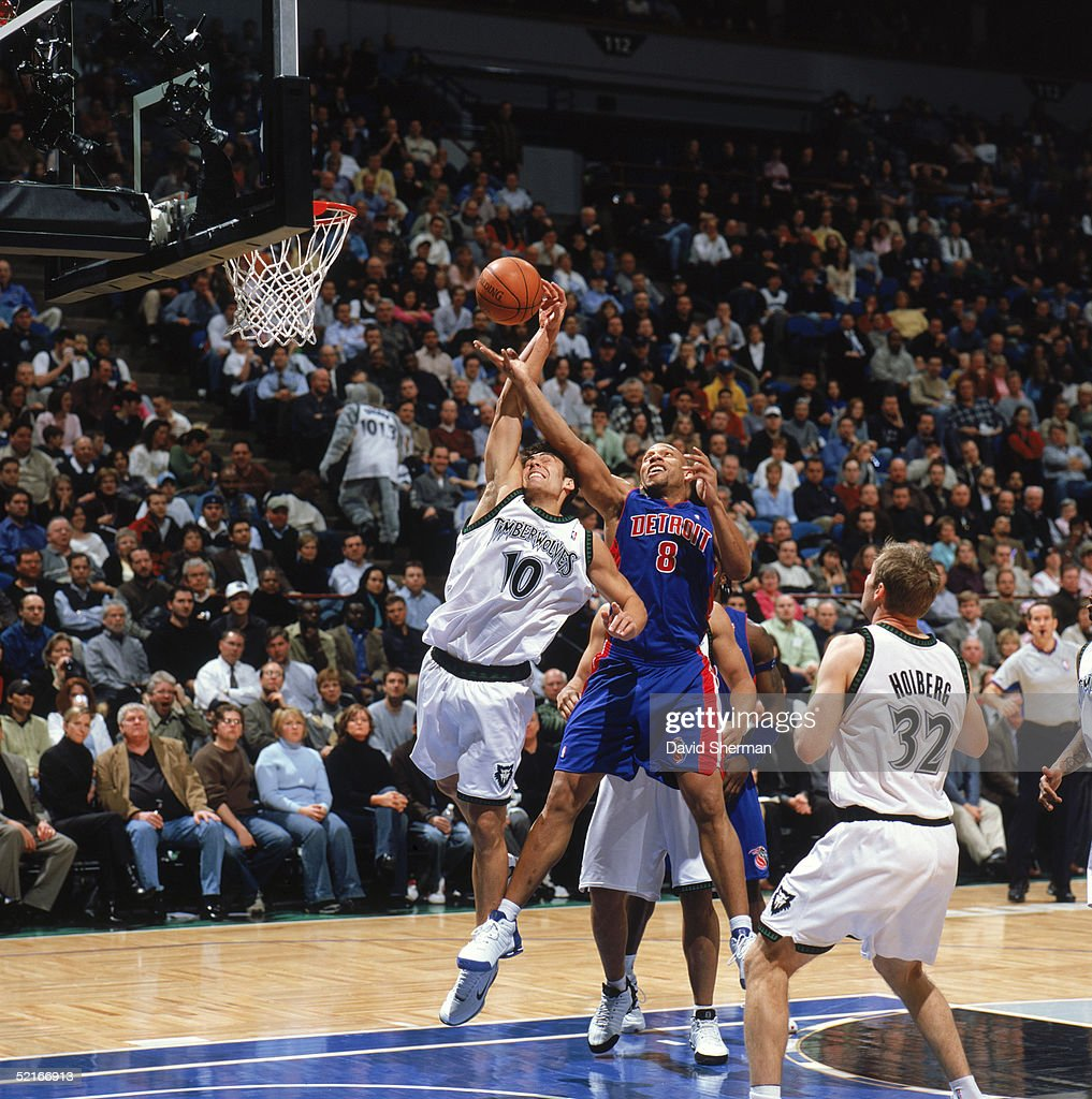 s et images de Detroit Pistons v Minnesota Timberwolves