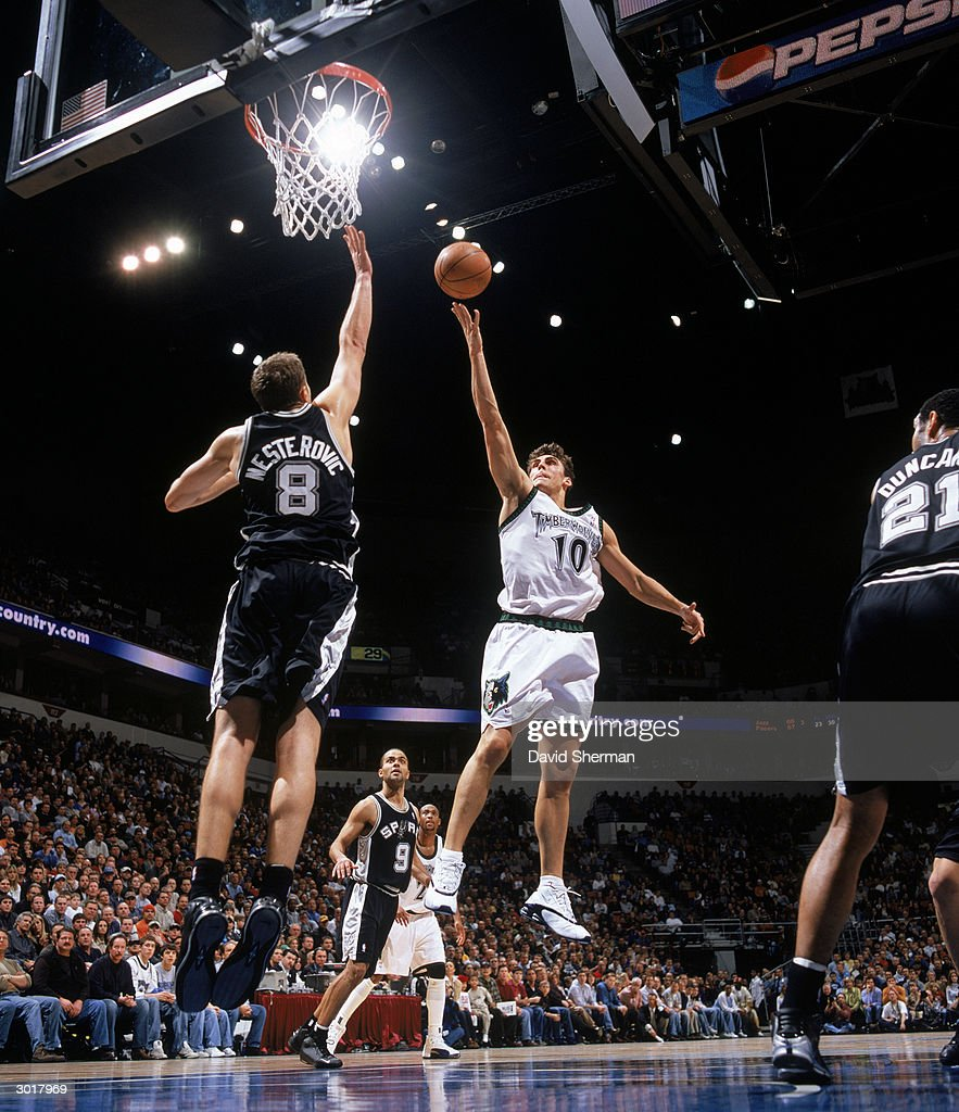 San Antonio Spurs v Minnesota Timberwolves s and