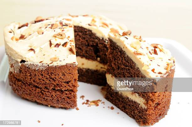 Walnut and Coffe Cake