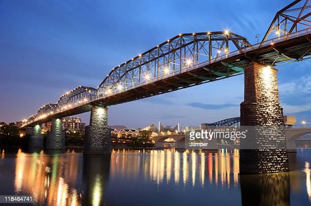 Walnut Street Bridge, Chattanooga, Tennessee